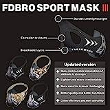 FDBRO Trainingsmaske - 3