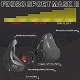 FDBRO Trainingsmaske - 4